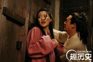 揭秘潘金莲的沉沦史 真的是西门庆勾搭她的吗 3