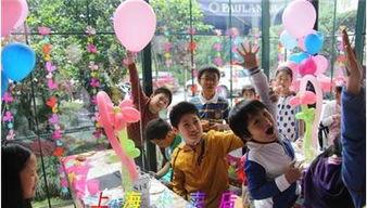 儿童生日派对 宴会 大型聚会 活动策划