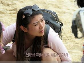 刘大美人被啪啪照片-在三亚海滩上拍美女如同在森林里面找蘑菇