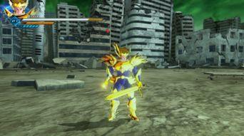 龙珠超宇宙2狮子座黄金圣斗士奥丁凯艾奥里亚人物 龙珠超宇宙2MOD...