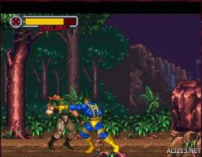 X战警:变种末世录   《X战警:变种末世录》是1994年在SFC上推出...