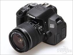 佳能650D详细资料-相机不能随便选 5000元热门入门单反推荐