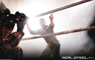 岚拳-由休 杰克曼和《迷失》女星伊万杰琳主演的科幻片《铁甲钢拳》于10...