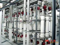 深圳东利环保水处理设备工程有限公司-自来水厂大型超滤系统