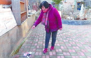 漳州路社区楼长扫楼院10余年 早已成习惯