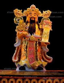 家里风水摆放-财神爷摆放位置:武财神=钟馗&关羽-家里风水摆放 财神...