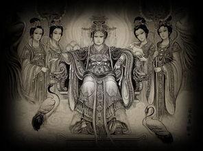 中国唯一女皇帝武则天千秋功罪评说
