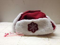 宝宝毛线帽儿童护耳帽韩国男童女童冬款童帽宝宝帽婴儿帽超高品质