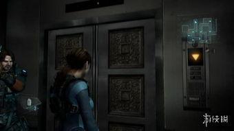PS4 Xbox One 生化危机 启示录 新演示两段 介绍游戏动作部分与探索...