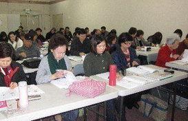 美国新意中文学校举办汉语拼音速成讲座受热捧