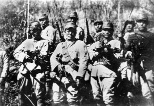 ...北抗日联军主要将领和他们的英雄事迹