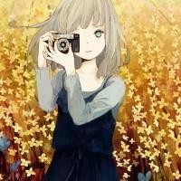可爱女生手绘卡通QQ头像大全 美得让人心醉