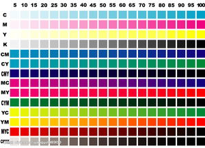 CMY三色色块图片 -CMY三色色块源文件