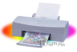 BJC-7000还采用了三种新型Photo... 7色墨盒,25重