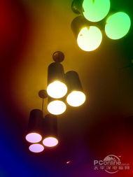 ...彩色效果通常都会出现.-百变亮丽 佳能PowerShot N美女试用体验