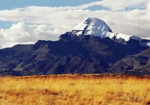为湿婆的居所,世界的中心;耆那... 藏传佛教认为此山是胜乐金刚的住...