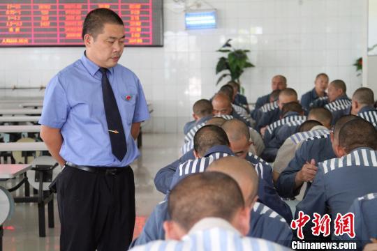 走进陕西最大监狱检察室 作风促规范 公正贴民心