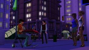 模拟人生3 夜店人生下载 模拟人生3 夜店人生单机游戏下载 飞翔游戏