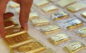黄金价格出现震荡 先软后稳达1382美元