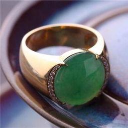 翡翠男戒指镶嵌图片 该如何正确选购1260-戒指的戴法和意义,戒指...