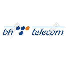 BH Telecom logo设计欣赏 BH Telecom通讯公司LOGO下载标志设计欣...