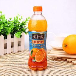 琥源-美汁源果粒橙 饮料 橙汁