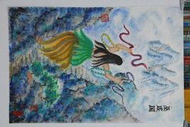 图47 巫咸国人物 孙晓琴