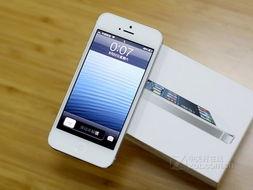 最美人间四月天 苹果iPhone5仅4330元