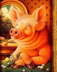 一头猪的经典一生