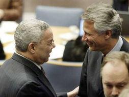 4日,在联合国首席武器核查员布利克斯向安理会作关键性报告之前,...