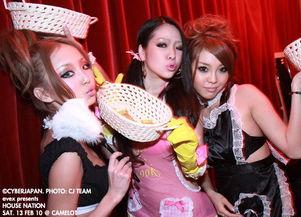 日本夜店美少妇