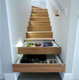 楼梯也有妙用组.很普通的节省空间的点子,见怪不怪了.-节约空间 ...
