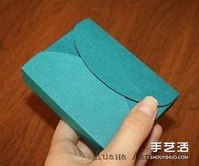 精致礼物包装盒的折法 好看包装纸盒制作图解
