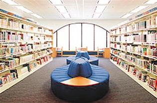 香港图书馆风景线