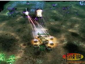 命令与征服3凯恩之怒全球模式的超爽玩法
