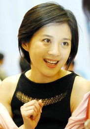 许戈辉(凤凰卫视主持人)-10大美女主播欣赏的商界精英
