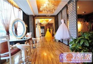 薇薇新娘国际婚纱摄影店钜惠婚纱照套系