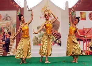 异界醉-泰国风情周开幕 异域风情醉成都  泰国歌舞表演
