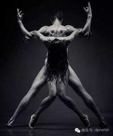 力与美的结合 如雕塑般的舞蹈摄影作品