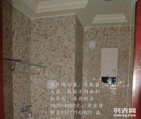 江东周边东外滩公寓 1室1厅 精装修 拎包入住 有数套房源