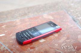 ...诺基亚 X2-01 手机-实用且耐用的玩具 6款诺基亚低端手机推荐
