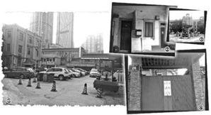 英领事馆,再到南京的张治中公馆,随