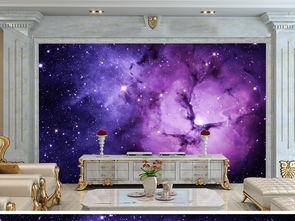 3D梦幻星空宇宙主题空间背景墙素材下载图片设计 高清模板 5.71MB ...