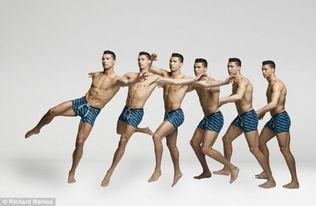 ...7内裤拍写真 展现雕塑般肌肉群