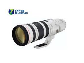 内置1.4x增距镜 佳能200 400mm镜头发布