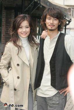 ...福甜蜜与日本酷男模拍广告