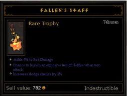 沉沦魔法杖-玩家创意 Talisman 系统和护身符设计