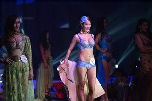 丽艳的见证05-安徽举行胸模大赛 参赛佳丽豪乳呼之欲出同台竟艳