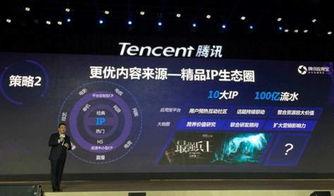 腾讯移动互联网事业群副总裁侯晓楠游戏论坛宣布IP战略-2016TGPC...