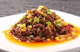 芹菜炒牛肉片